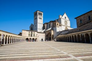 Tour Assisi Basilica of St. Francis