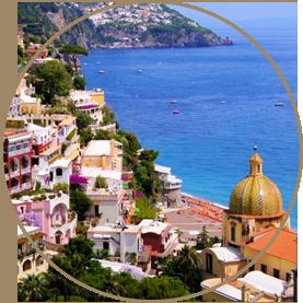 Amalfi Coast - Sorrento - Positano