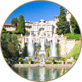Half Day Rome - Tivoli (3 hours)