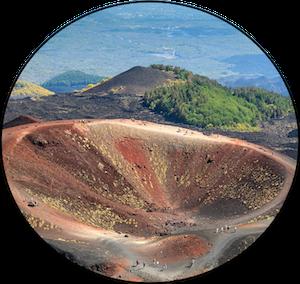 vulcano etna - sicilia